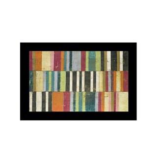 Susan Hayes-Color Path Framed Art