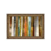 James Burghardt-New Refractions I Framed Art