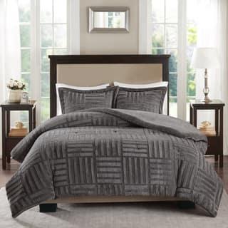 Madison Park Polar Fur Down Alternative Comforter Mini Set|https://ak1.ostkcdn.com/images/products/12451550/P19265421.jpg?impolicy=medium