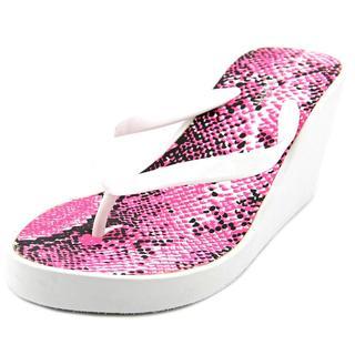 Steve Madden Women's 'Abssolut' Plastic Sandals