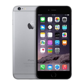 Apple iPhone 6 Plus Grey 16GB GSM 4G LTE Unlocked Cell Phone