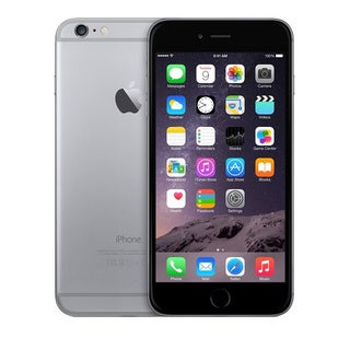 Apple iPhone 6 Plus 64GB Unlocked GSM 4G LTE Gray Cell Phone