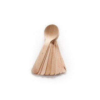Leafware Tasting spoons (100 Count)