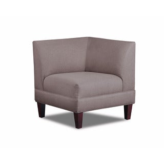 Linen Briley Corner Chair