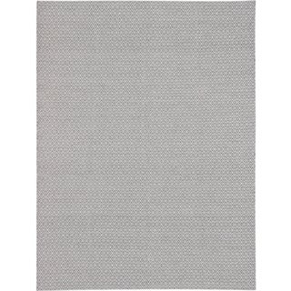 ecarpetgallery Nevada Blue, Grey Wool Rug (9' x 12')