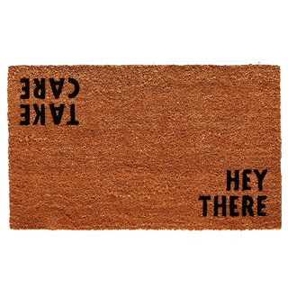 Hey There Doormat (1'5 x 2'3)