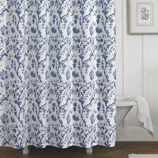 Buy Nautical Coastal Shower Curtains Online At Overstock