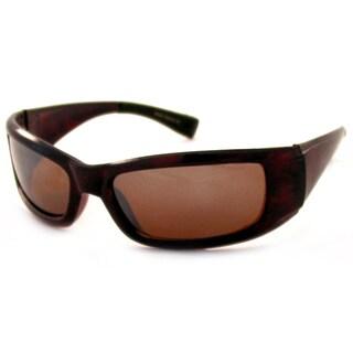 UrbanSpecs E64336-TB Sport Brown Sunglasses