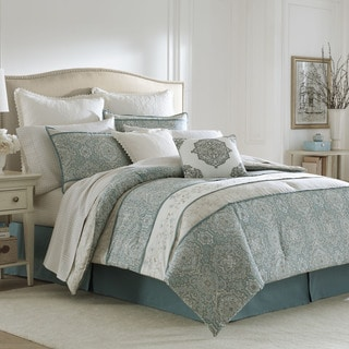 Laura Ashley Ardleigh Cotton Comforter Set