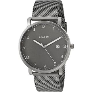 Skagen Men's SKW6307 'Hagen' Grey Stainless Steel Watch