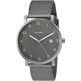 Skagen Men's SKW6307 'Hagen' Grey Stainless Steel Watch