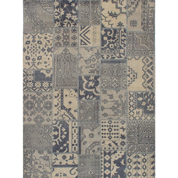 Artisan De Luxe Wool Rug Uniquely Modern Rugs