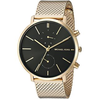 Michael Kors Men's MK8503 'Jaryn' Multi-Function Gold-Tone Stainless Steel Watch