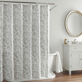 Wedgwood Vibrance Cotton Shower Curtain