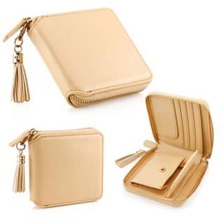 Gearonic Fashion Women Flip PU Leather Long Wallet Clutch Card Holders https://ak1.ostkcdn.com/images/products/12453291/P19267019.jpg?impolicy=medium