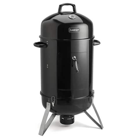 Cuisinart Vertical 18-inch Charcoal Smoker