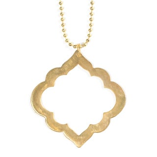 Ashram Window Necklace (India)