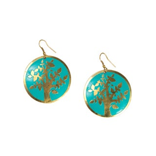 Tranquil Bodhi Earrings (India)