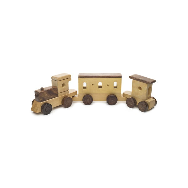 Handmade Indian Express Toy Train (India)