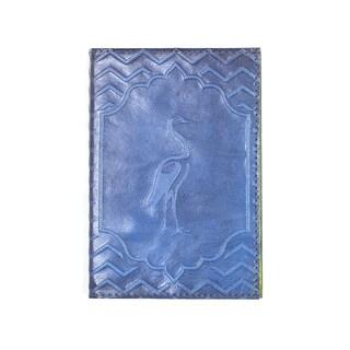 Handmade City Palace Journal - Indigo (India)
