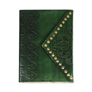 Nailhead Journal - Emerald (India)