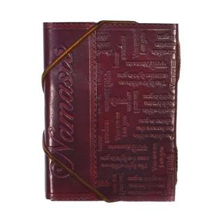 Handmade Namaste Journal (India)