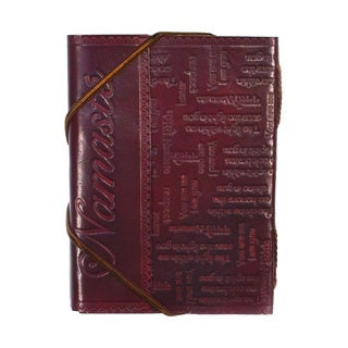 Handmade Namaste Journal (India)