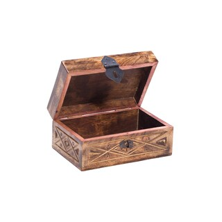 Indian Palace Treasure Box - Small (India)