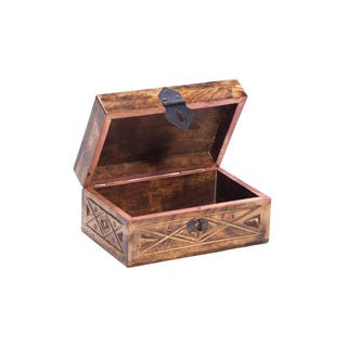 Handmade Indian Palace Treasure Box - Small (India)|https://ak1.ostkcdn.com/images/products/12453743/P19267378.jpg?impolicy=medium