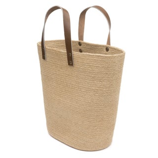 Jute Shopper Basket (Bangladesh)