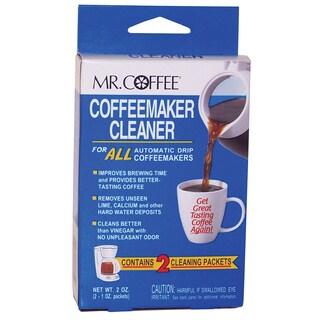 Mr Coffee 470810 Mr. Coffee Coffeemaker Cleaner