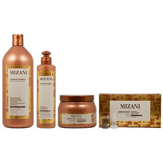 Mizani Strength Fusion Post-chemical 4-step Treatment System