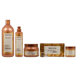 Mizani Strength Fusion Post-Chemical All-In-One Treatment Collection