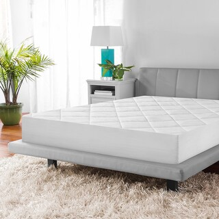 SwissLux MicroShield Antimicrobial Mattress Pad (4 options available)