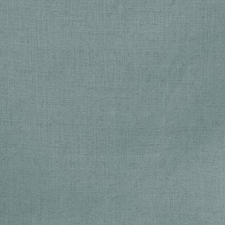 Blue Linen Seaglass Upholstered Border Headboard