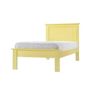 Donco Kids Joshua II Yellow Wood Twin-size Bed
