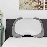 SwissLux Any Position Pillow with iCool Memory Foam