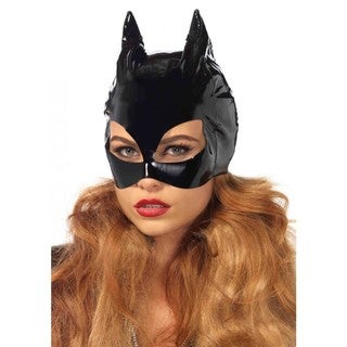 Leg Avenue Cat Woman Vinyl Mask