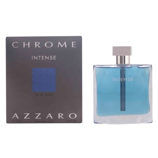 Azzaro Chrome Intense Men's 3.4-ounce Eau de Toilette Spray