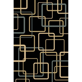Christopher Knight Home Sansa Cherese Geometric Rug (2' x 8')