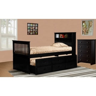 Ava Twin Captain Trundle Bed with Bookshelf and Drawers|https://ak1.ostkcdn.com/images/products/12454111/P19267694.jpg?_ostk_perf_=percv&impolicy=medium
