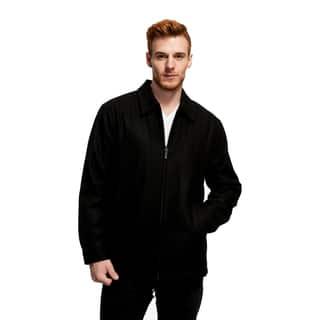 Wilda Men's Black Wool Pea Coat|https://ak1.ostkcdn.com/images/products/12454152/P19267725.jpg?impolicy=medium