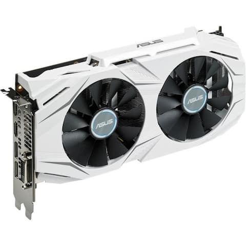 Asus DUAL-GTX1060-O3G GeForce GTX 1060 Graphic Card - 3 GB GDDR5