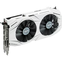 Asus DUAL-GTX1060-O3G GeForce GTX 1060 Graphic Card - 1.59 GHz Core -