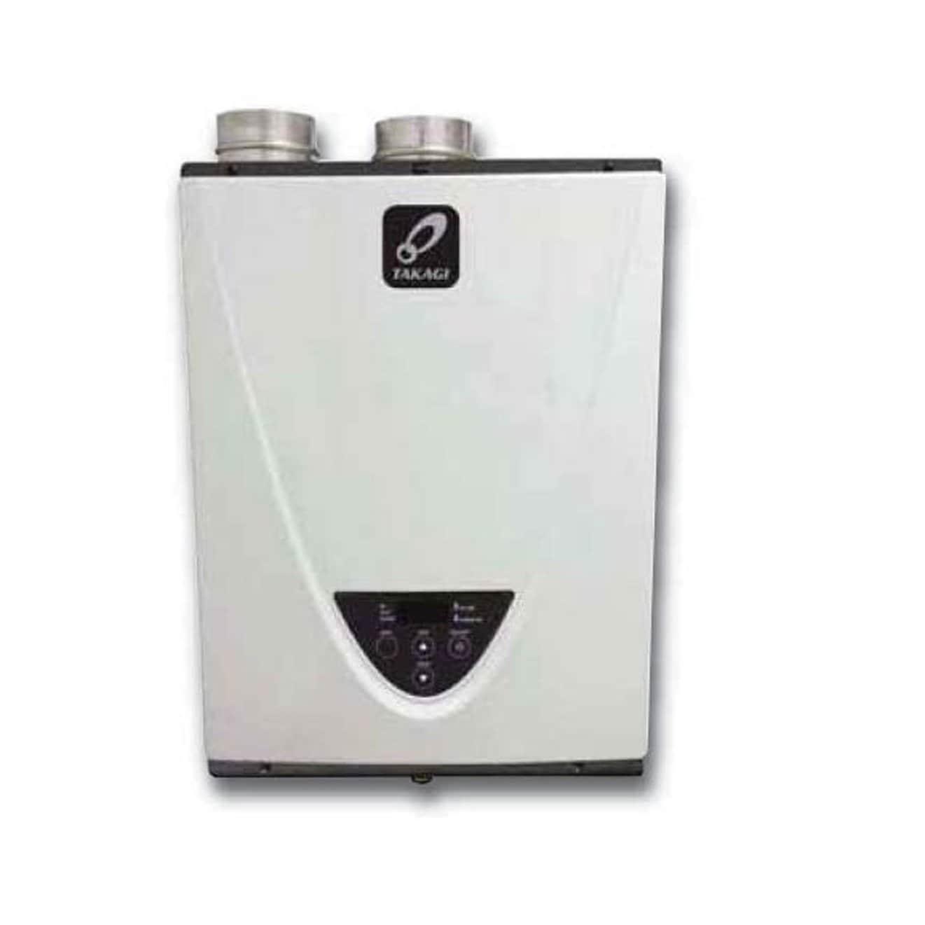 TAKAGI T-H3-DV-N Water Heater (White) (Metal)