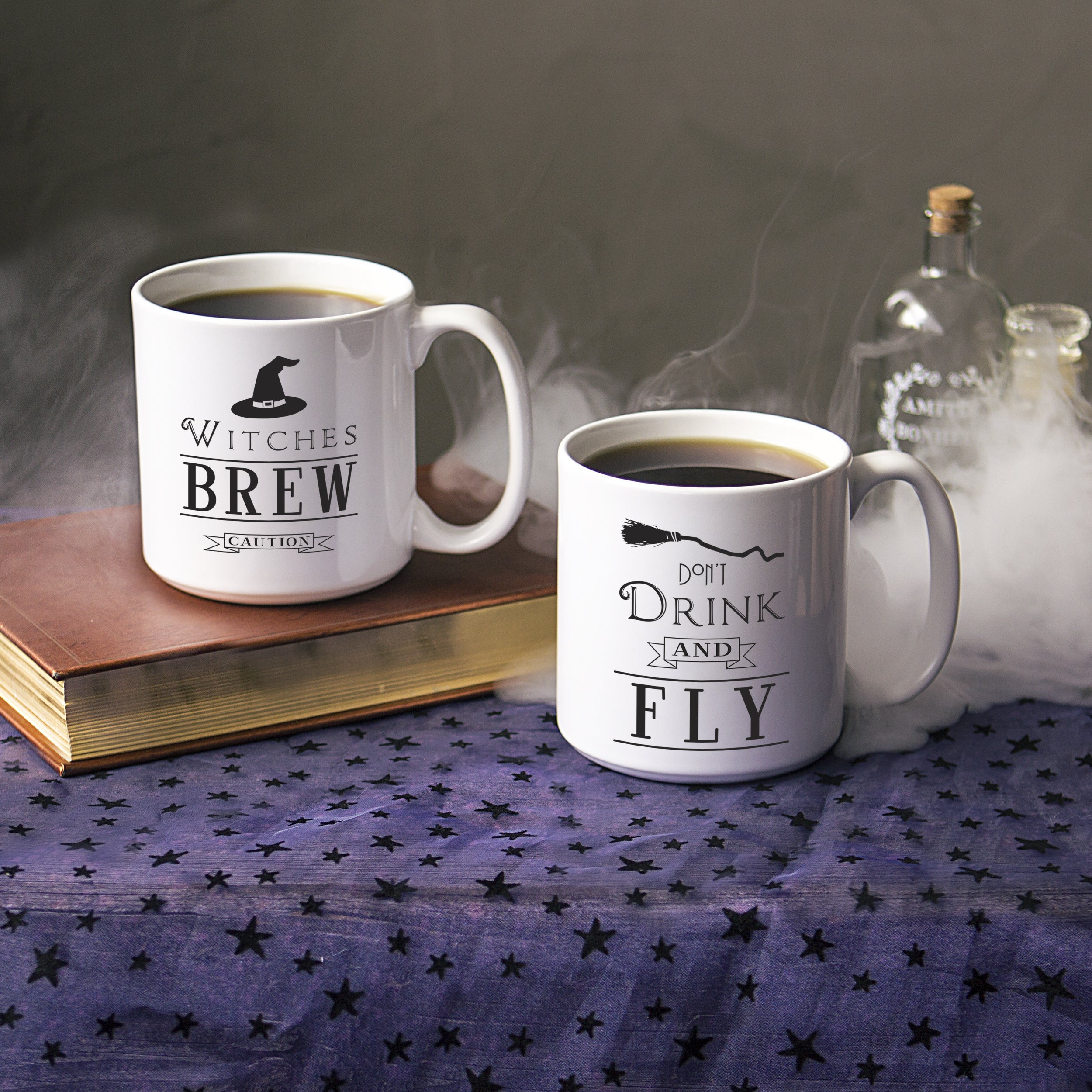 Cathy's Concepts Witches Brew 20-ounce Large Coffee Mug S...