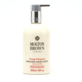 Molton Brown Orange and Bergamot 10-ounce Nourishing Body Lotion