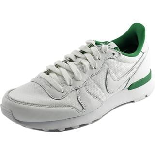 Nike Women's Internationalist WIM QS White Basic Textile Athletic Shoes