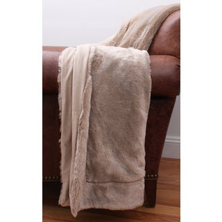 Savannah Faux Fur Throw
