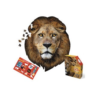 Madd Capp Puzzles I AM Lion 550-piece Jigsaw Puzzle